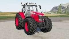 Massey Ferguson 7700-serieᵴ for Farming Simulator 2017