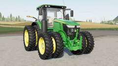 John Deere 7R-serieᵴ for Farming Simulator 2017