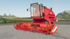Bizon Gigant Z08ろ for Farming Simulator 2017