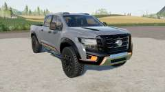 Nissan Titan Warrior 2016 for Farming Simulator 2017