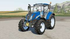 New Holland T5〡T6〡T7〡T8〡T9 series for Farming Simulator 2017