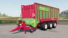 Strautmann Tera-Vitesse CFS 5201 DO bugfix for Farming Simulator 2017