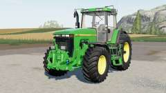 John Deere 8000-serieʂ for Farming Simulator 2017