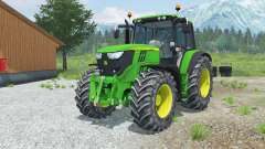 John Deere 6150Ꙧ for Farming Simulator 2013