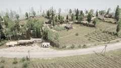 Rural Area for MudRunner