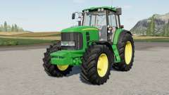 John Deere 7430 & 7530 Premiuɱ for Farming Simulator 2017