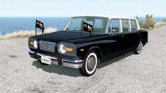 Ibishu Miramar Limousine v2.0 for BeamNG Drive