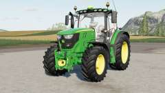 John Deere 6R-serieȿ for Farming Simulator 2017