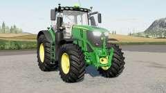 John Deere 6230R & 6250Ʀ for Farming Simulator 2017