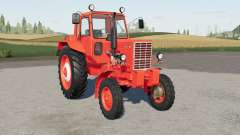 MTZ 80 and 82 Беларуƈ for Farming Simulator 2017