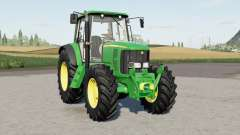John Deere 6020-serieʂ for Farming Simulator 2017