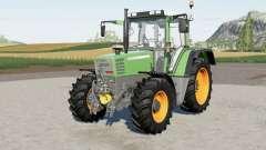 Fendt Favorit 509 & 510 C Turboshifƫ for Farming Simulator 2017
