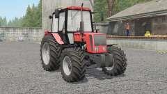 MTZ-826 Беларуƈ for Farming Simulator 2017