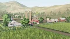 Old Family Farm v1.1 for Farming Simulator 2017