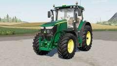 John Deere 7230R〡7250R〡7270R〡7290R〡7310Ɽ for Farming Simulator 2017