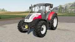Steyr 4095 & 4115 Multᶖ for Farming Simulator 2017