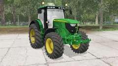 John Deere 6210Ɍ for Farming Simulator 2015