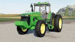 John Deere 8000-serieᵴ for Farming Simulator 2017