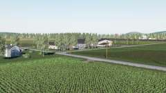 Michigan v2.0 corrected textures for Farming Simulator 2017