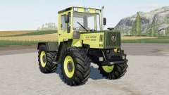 Mercedes-Benz Trac 1000 Intercooleᵲ for Farming Simulator 2017