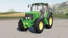 John Deere 6020-serieᵴ for Farming Simulator 2017