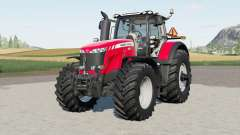 Massey Ferguson 8727〡8732〡87౩7 for Farming Simulator 2017