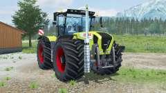 Claas Xerion 3800 Trac VȻ for Farming Simulator 2013