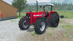 Massey Ferguson 297 Advanced for Farming Simulator 2013