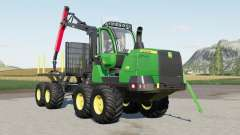 John Deere 1210G for Farming Simulator 2017