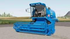 Bizon Rekord Z0ⴝ8 for Farming Simulator 2017