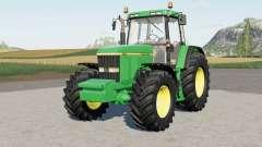 John Deere 7610〡7710〡7810 for Farming Simulator 2017