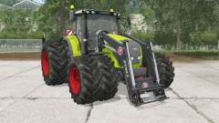 Claas Axion 830 front loader for Farming Simulator 2015