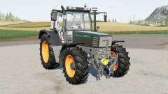 Fendt Favorit 500 C Turboshifƭ for Farming Simulator 2017