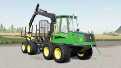 John Deere 1110D Eco III for Farming Simulator 2017