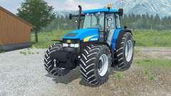 New Holland TⱮ 190 for Farming Simulator 2013