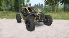 Can-Am Maverick X3 XRS for MudRunner
