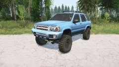 Nissan Pathfinder (R50) 2004 lifted for MudRunner