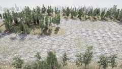 Rock Creek Crossing for MudRunner