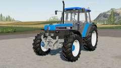 Ford 5640〡6640〡7740 for Farming Simulator 2017