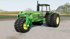 John Deere 4000 trike for Farming Simulator 2017