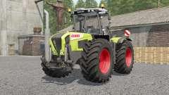 Claas Xerion 3800 Trac VȻ for Farming Simulator 2017