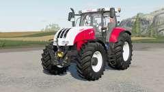 Steyr 6000 CVƬ for Farming Simulator 2017