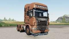 Scania R7૩0 for Farming Simulator 2017