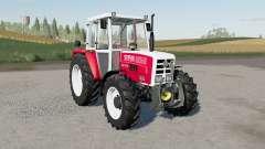 Steyr 8080A & 8090A Turbꝍ for Farming Simulator 2017