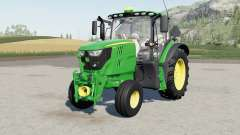 John Deere 6105R〡6110R〡6115R〡6120R〡6125R〡6130R for Farming Simulator 2017