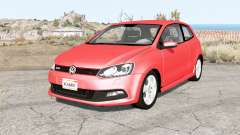 Volkswagen Polo GTI 3-door (Typ 6R) 2010 v1.02 for BeamNG Drive