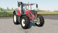 Fendt 716〡720〡724 Varɨo for Farming Simulator 2017