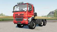 Tatra Phoenix T158 6x6 2012 for Farming Simulator 2017