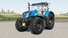 New Holland T7.290 & T7.ვ15 for Farming Simulator 2017
