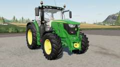 John Deere 6135M〡6145M〡615ⴝM for Farming Simulator 2017